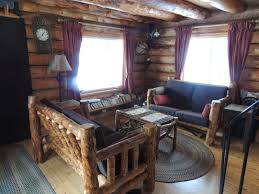 intentional living in a tiny residence storage in a log cabin