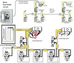 basic electrical wiring diagram house house wiring types house wiring wire size chart basic electrical wiring