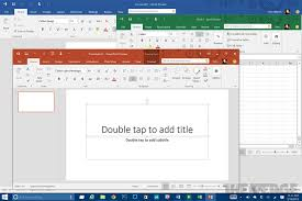 Microsoft Access Themes Download Microsoft Office 2016 Includes A Colorful New Theme The Verge