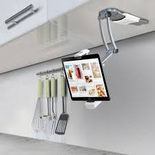 The Under-Cabinet iPad Dock