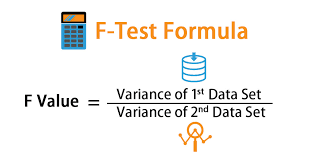 Variance Formula F Test Formula How To Calculate F Test Examples With