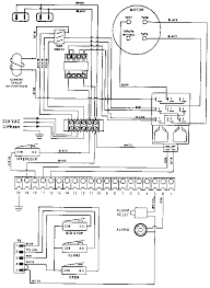 florida apollo door king elite powermaster gate operators equipment wiring diagram 230 vac triple phase