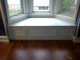 interior bay window bench seating popular how to build for nook banquette you pertaining 18