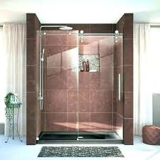 dreamline sliding shower door shower doors shower door installation sliding shower door installation instructions enigma z