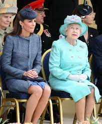 The Queen called Kate Middleton 'unacceptable' before her engagement to  Prince William, royal biographer claims