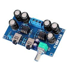 diy audio stereo power amplifier board module kit standard tpye