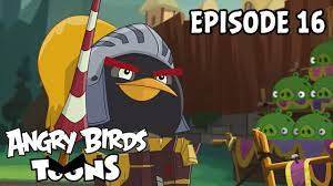 Angry Birds Toons   Sir Bomb of Hamelot - S2 Ep16 - YouTube