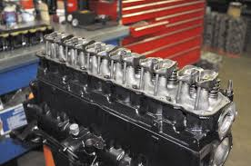 moses ludel s 4wd mechanix magazine hd video jeep inline six 4 0l valvetrain for use in the 4 6l stroker motor build up