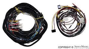 porsche 356 wiring harness porsche image wiring porsche parts complete wiring harness 356 speedster roadster on porsche 356 wiring harness