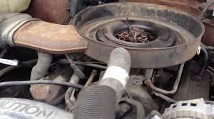 1989 Chevy CK 1500 350 4x4 Truck Engine - YouTube