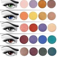 blue middot best makeup tips for green eyes if you want to wear eye shadow but