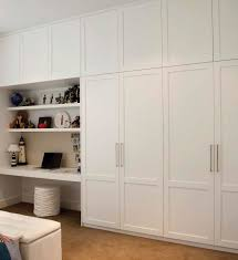 Built In Desk Designs Built In Wardrobe And Desk Google Search Home Office