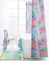 lilly pulitzer let s cha cha bathroom beach style bathroom