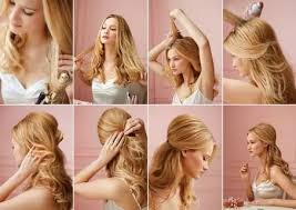 Vyberte A Urobte účesy Pre Dlhé Vlasy