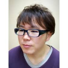 外国人くせ毛風メンズパーマスタイル Pourvous Hair Designプールブー