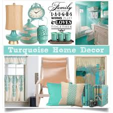 Turquoise Home Decor Accents Turquoise Home Decor Polyvore Turquoise Home Decor North Star 5