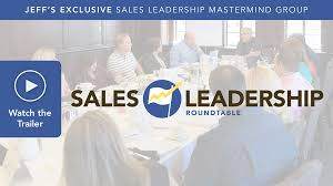 Million Dollar Round Table Canada 2017 Sales Leadership Roundtable Jeff Shore