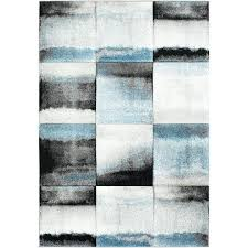 teal and black area rug street teal black area rug black white and grey area rugs