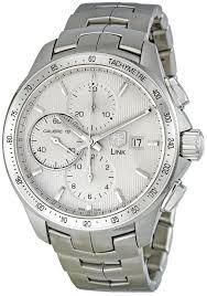 men top watches tag heuer men s cat2011 ba0952 link tag heuer men s cat2011 ba0952 link chronograph watch