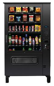 Outdoor Vending Machine Enchanting Outdoor Chill Center Secure Snack Soda Vending Machine Combo