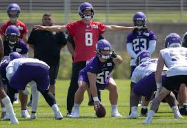 Vikings Depth Chart Doesnt Lie Its Nearly The Same Lineup