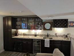 Kitchen Design Website Adorable Espresso Kitchen Bar Cabinets Our Espresso Assembled Kitchen