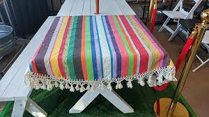 90 round cotton mexican tablecloth parlani party als los angeles ca parlani party als and supplies