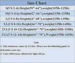 Us Plus Size Chart Wantdo Women S Bandage Bodysuit Backless Push Up Swimsuit Swimwear Plus Size