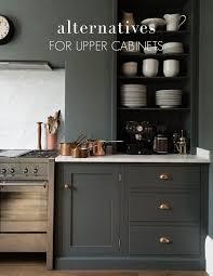 Ourso Designs Upper Cabinet Alternatives