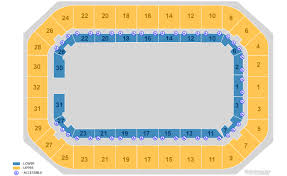 Dow Event Center Seating Chart Wendler Arena Saginaw Tickets Schedule Seating Chart