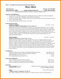 resume for experienced professional fresh 9 cv template experienced professional