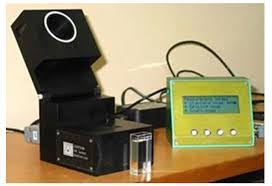 Fluorimeter Dae Develops Device To Measure Uranium Traces