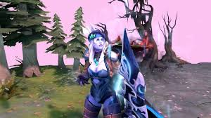 Drow Ranger Dota 2 mix set |