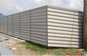 Wonderful Sheet Metal Fence Panel View On Decor