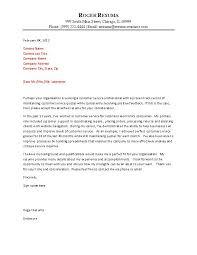 Sample Medical Representative Cover Letter