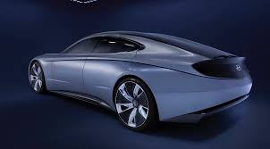 Who Designs Hyundai Cars Poetry In Motion Hyundais New Concept Car Le Fil Rouge