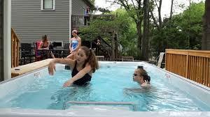endless pools swim spas