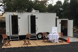 Portable Restroom Trailer Rental Luxury VIP Restrooms Mobile Showers Magnificent Trailer Bathroom Rental