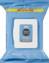 cvs makeup remover cleansing cloth