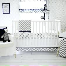 crib bedding navy baby blue brown per minky