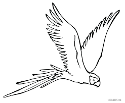 Printable Flying Bird Coloring Pages Free Printable Flying Bird