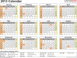 week at a glance calendar 2013 calendar altlaw