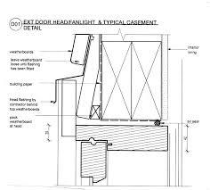 window flashing details block work timber window flashing details nz