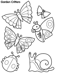 Small Picture Ladybug And Butterfly Colouring Pages page 2 Coloring Home