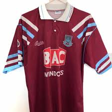 If you are a west ham united fan, then why not get the latest west ham united home shirt 2020 so that you can actively fly the colours of your. Without Doubt The Best West Ham Shirt From The Past 30 Years Football Shirt Collective