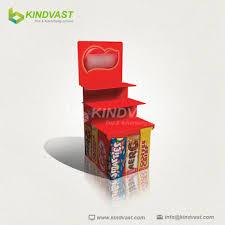 Crisp Display Stand Impressive Crisp Candy Pos Display Stand Cardboard Cardboard Shipper Cardboard