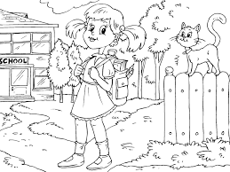 welcome back to school coloring pages 12 with welcome back to school coloring pages