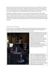 essay on horror movies  themesof helplessness 3 inthe movie