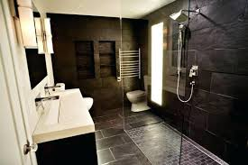 Open Shower Enjoyable Inspiration Ideas Open Shower Designs Without