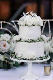 Simple Wedding Cakes San Diego The French Gourmet